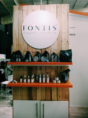 Professional Beauty Expo, Gallager Estate, Midrand, RSA. The ProBeauty team has been looking after  Fontis Organic Skinfood ever since the show. Thank you for your interest,service and opportunities!