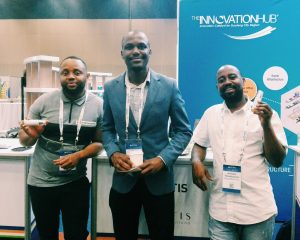 Africa Bio Con, Durban, RSA. Thank you gentleman for showing your support!