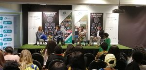 The Innovation Hub Womens Day Panel Discussion, Pretoria, RSA. What a privilege.